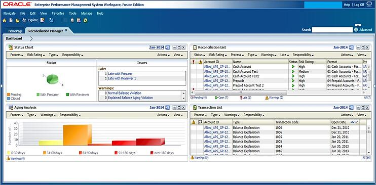 oracle-account-reconciliation-manager-dashboard-benefits