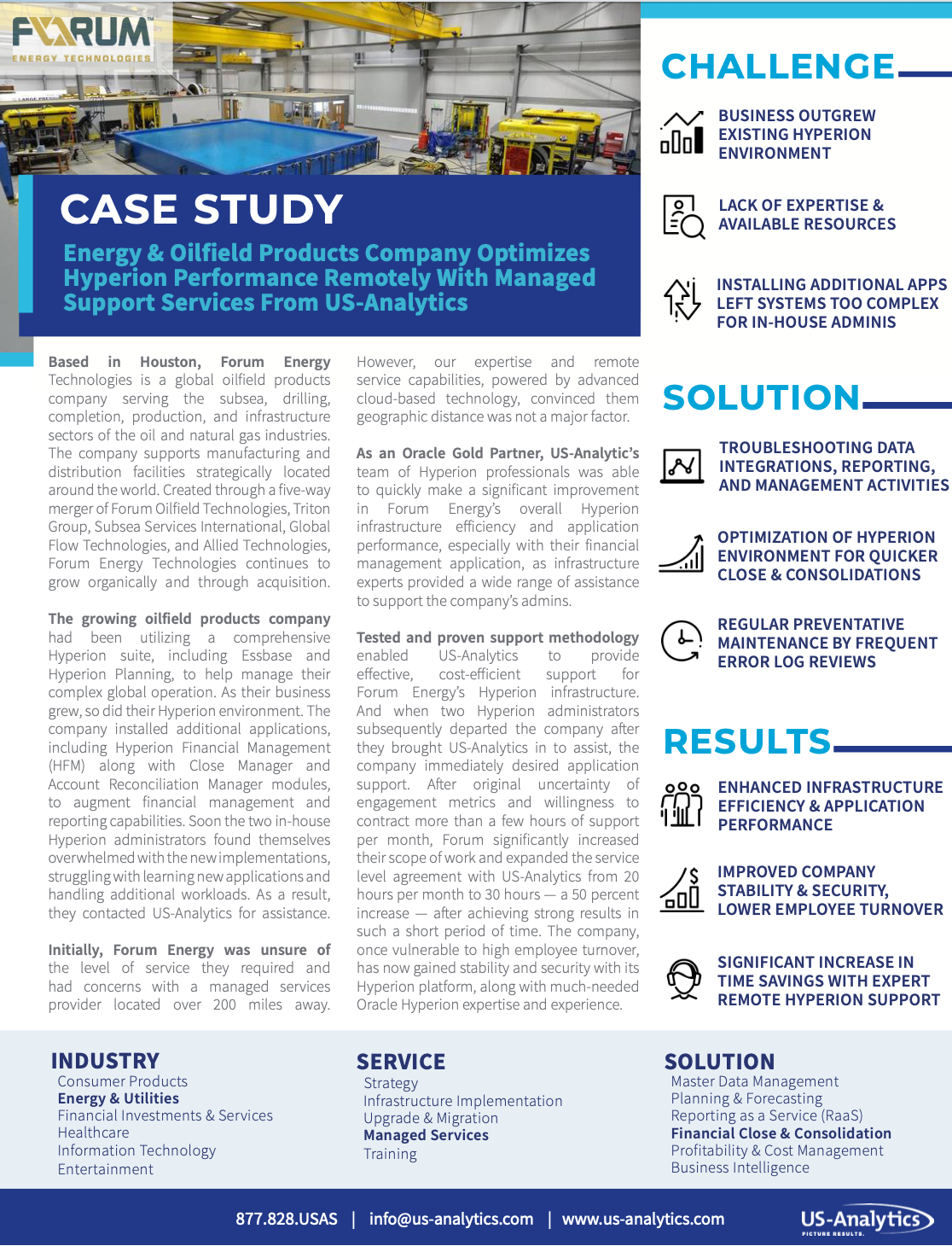 Forum Energy Case Study Thumbnail