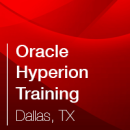 Oracle Hyperion Planning Training Dallas