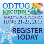 Kscope15 US-Analytics