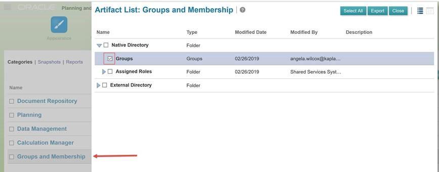 Managing Access Control Groups Using a Bulk Process_4