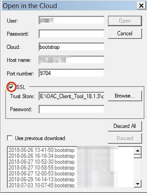 Two Minute Tutorial: How to Access the OAC RPD