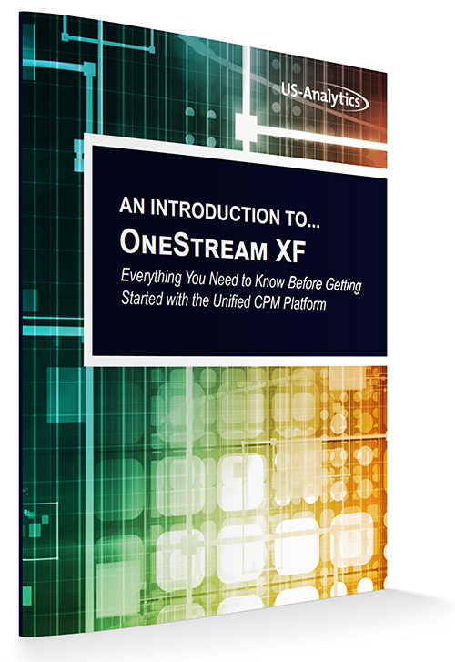 an introduction to onestream_ebook_landing page