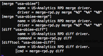 obiee comparing rpd files with git_8