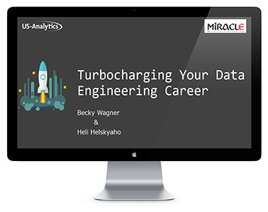 turbocharging your data engineering career