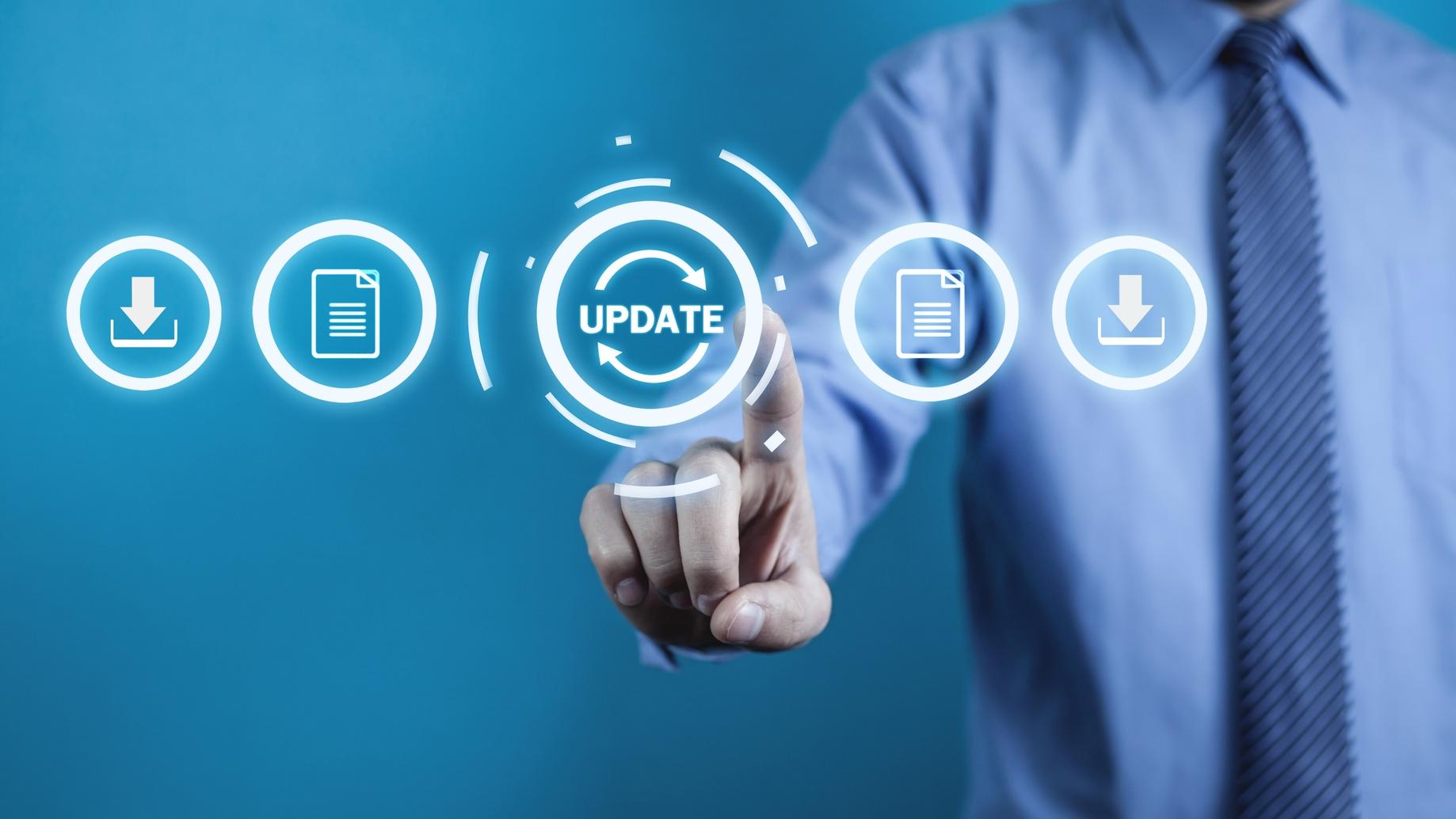 FCCS updates 10-18