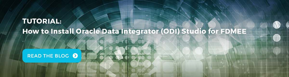 Orace-Data-Integrator-ODI-Studio-FDMEE-Install