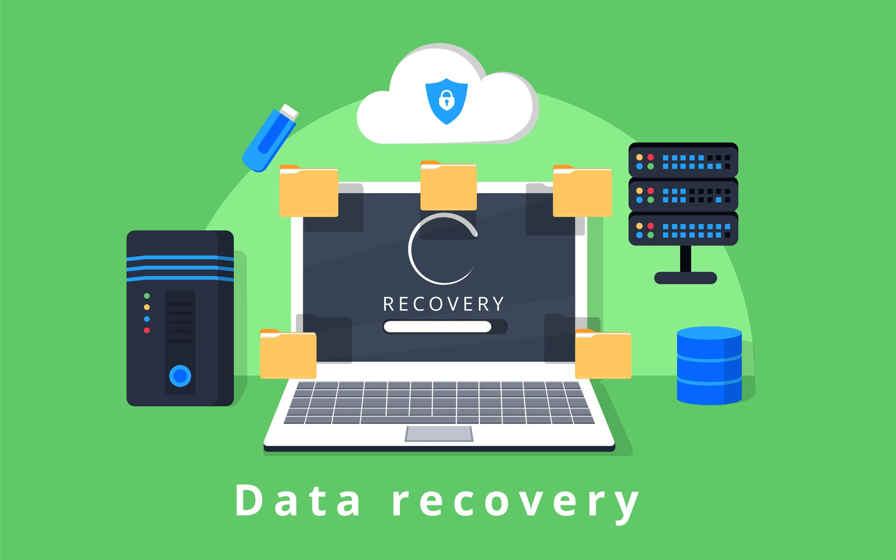 PBCS Data Backup and Recovery Scenarios