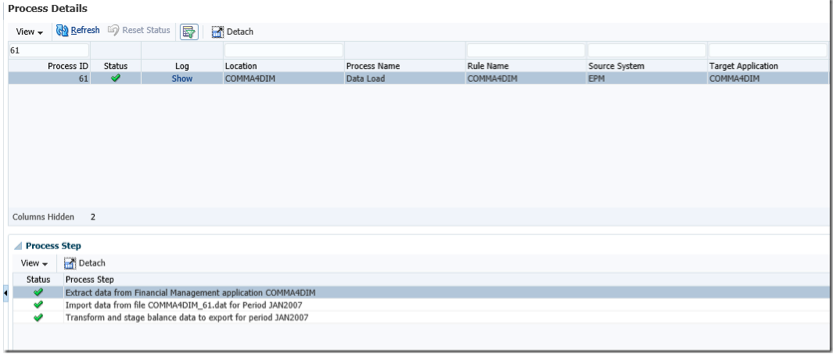 FDMEE Tutorial: How to Utilize an HFM Application as a Source (Part I)