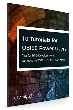5 Tips and Tricks for OBIEE Power Users