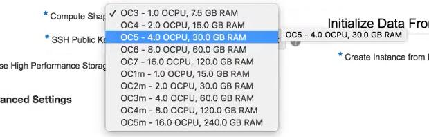 Database Configure