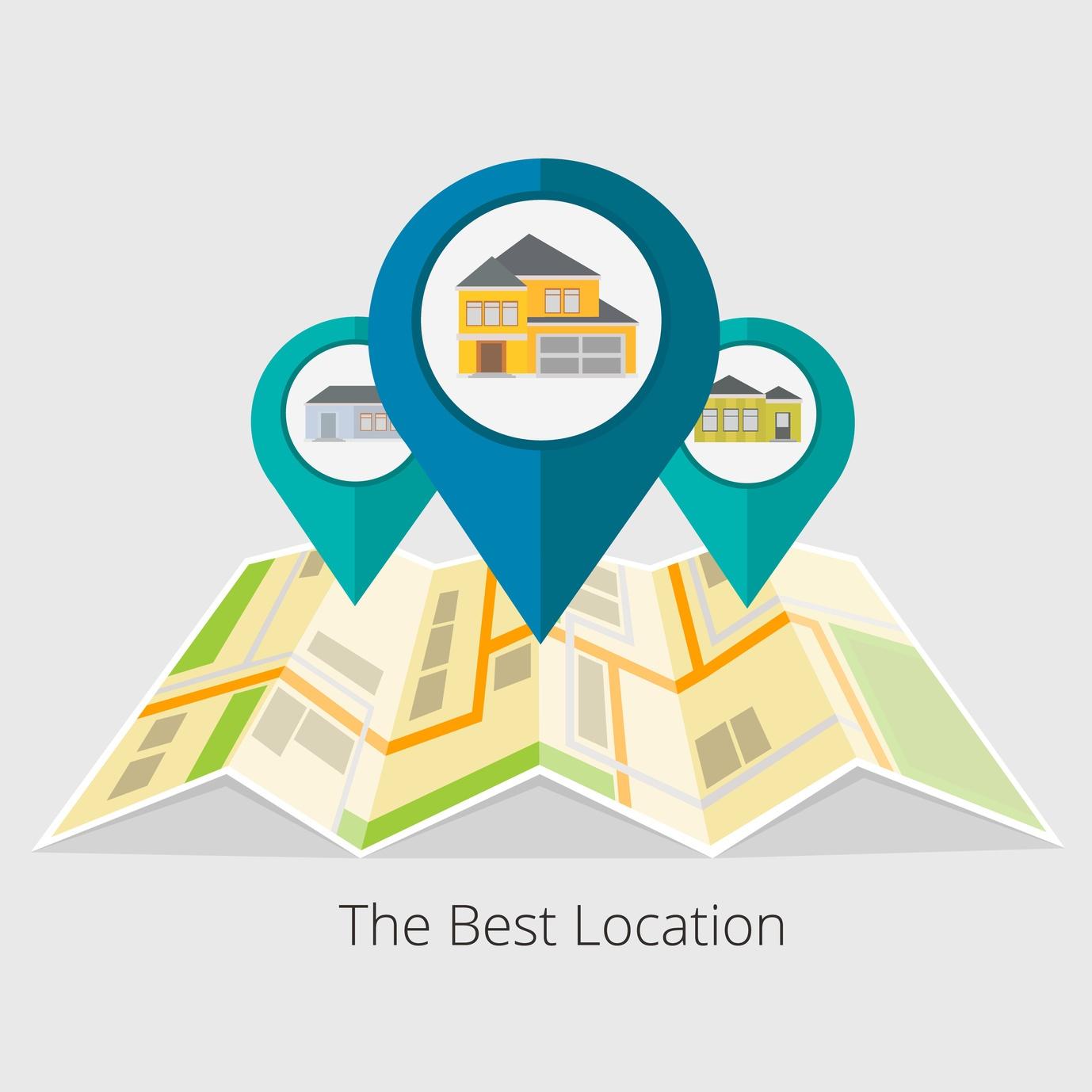 location analytics site selection